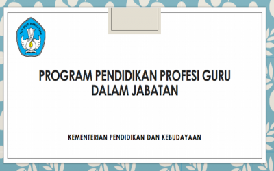 ROADMAP PROGRAM PENDIDIKAN PROFESI GURU (PPG) DALAM JABATAN TAHUN 2018