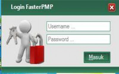 Download Faster PMP 2017 versi terbaru
