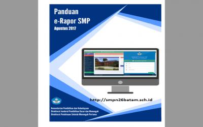 Download Installer Aplikasi e-Rapor Versi 2018 (e-Rapor SMP Versi 2018)