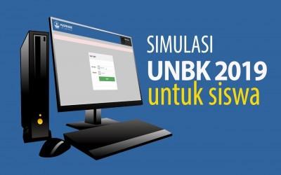 Aplikasi Latihan UNBK 2019 Online
